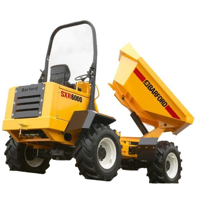Dumper 6 TN Barford SXR 6000