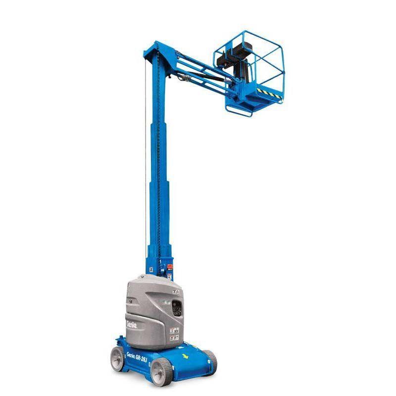 Elevador Vertical Genie GR26