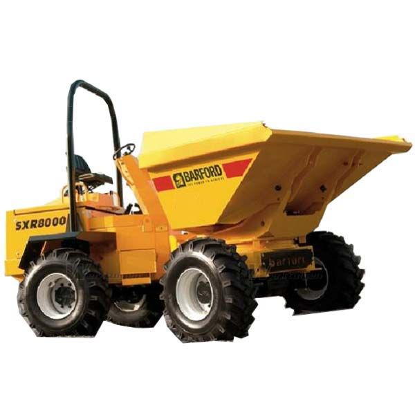 Dumper 8 TN Barford SXR 8000