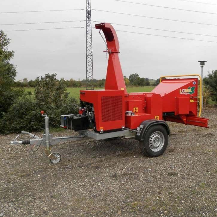 briotrituradora LOMA K50 HPM b