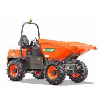 Dumper 6000 Kg Ausa D600APG