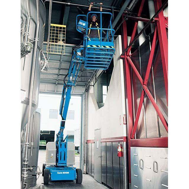 Plataformas Elevadora articuladas eléctricas Genie Z34-22