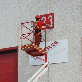 Plataforma Elevadora Remolcable 7 Metros