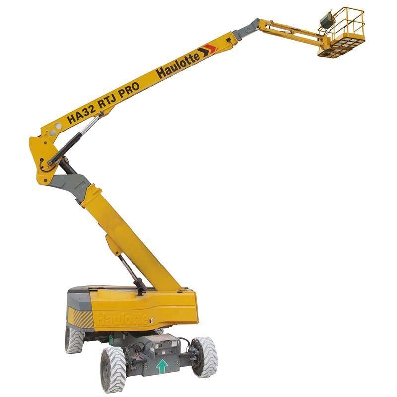 Alquiler Plataformas Articuladas Diesel 32 HA32 RTJ PRO