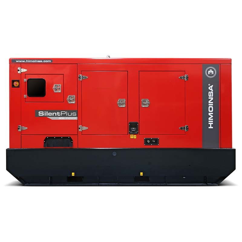 Grupo electrógeno Diesel 100 kVA
