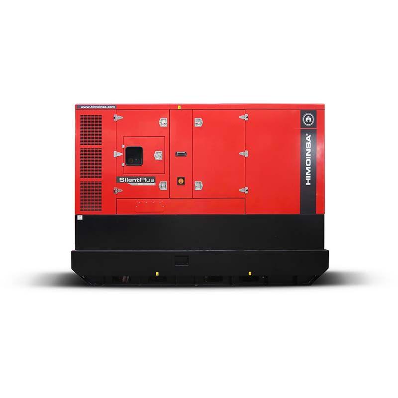 Grupo electrógeno Diesel 135 kVA