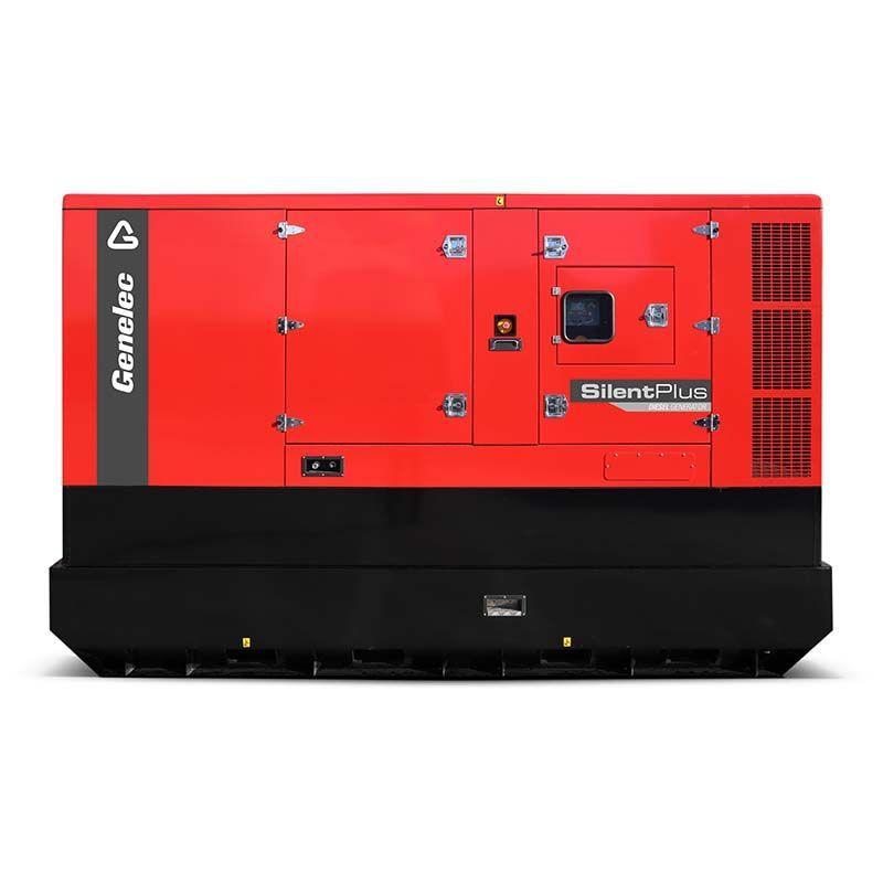 Grupo electrógeno Diesel 250 kVA