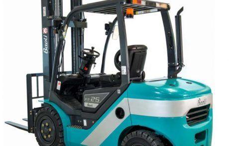 Carretilla Diesel Baoli KBD-G 25-30-35