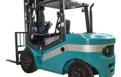 Carretilla Diesel Baoli KBD-G 40-50S